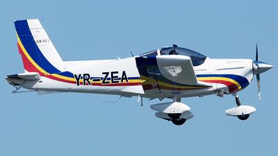 A picture of YRZEA - Zlin Z242 - [0830] - © Giorgio Varisco