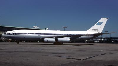 UN-86077 - Ilyushin IL-86 - Kazakhstan Airlines