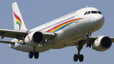B-8841 - Airbus A320-214 - Tibet Airlines