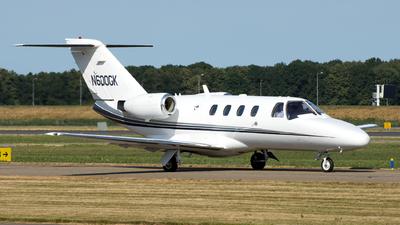 N600GK - Cessna 525 Citation CJ1 - Private