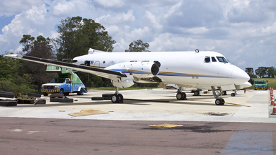 PT-KYF - Grumman G-159 Gulfstream G-I - Private
