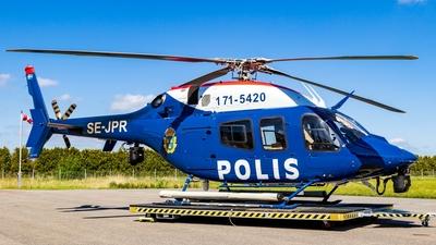 SE-JPR - Bell 429 - Sweden - Police