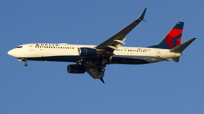 A picture of N841DN - Boeing 737932(ER) - Delta Air Lines - © Jeremy D. Dando