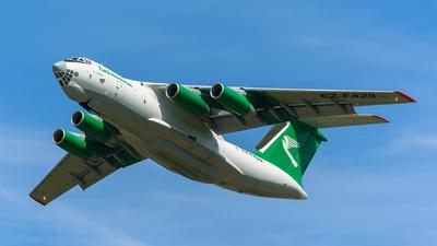 EZ-F428 - Ilyushin IL-76TD - Turkmenistan Airlines