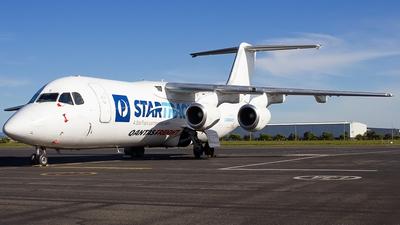 VH-NJZ - British Aerospace BAe 146-300(QT) - Cobham Aviation Services Australia