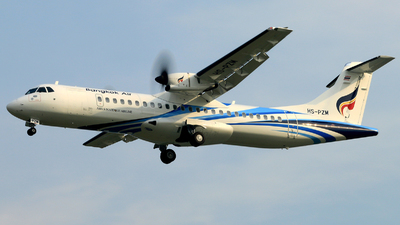 HS-PZM - ATR 72-212A(600) - Bangkok Airways