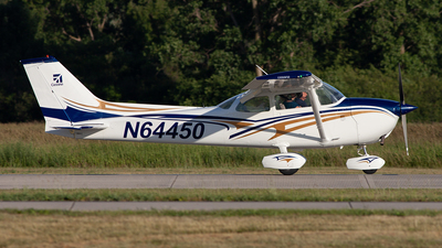 N64450 - Cessna 172M Skyhawk - Private