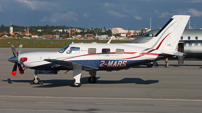 2-MARS - Piper PA-46-500TP Malibu Meridian - Private