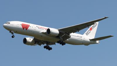 VP-BMR - Boeing 777-21H(ER) - Red Wings
