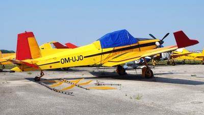 OM-UJO - Zlin Z-137T Agro Turbo - Private