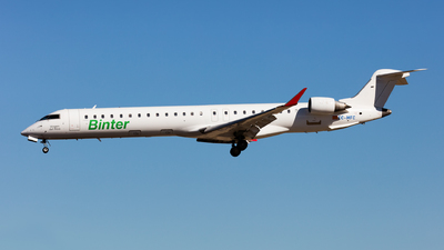 EC-MFC - Bombardier CRJ-900 - Binter Canarias (Air Nostrum)