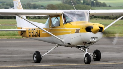 A picture of GBOHJ - Cessna 152 - [15280558] - © David Cook