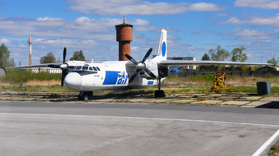 RA-46267 - Antonov An-24B - UTair Express