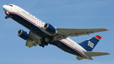 N250AY - Boeing 767-201(ER) - US Airways