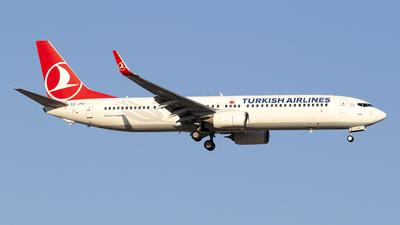 TC-JYO - Boeing 737-9F2ER - Turkish Airlines