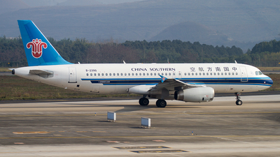 B-2395 - Airbus A320-232 - China Southern Airlines