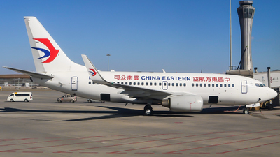 A picture of B5271 - Boeing 73779P - China Eastern Airlines - © KMG_Xiaokang2020