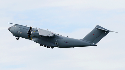 ZM407 - Airbus A400M - United Kingdom - Royal Air Force (RAF)