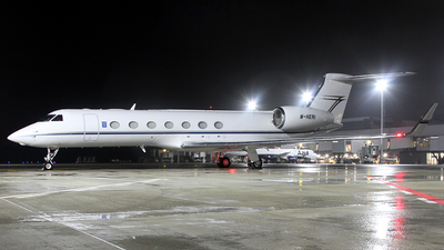 M-HERI - Gulfstream G550 - Private