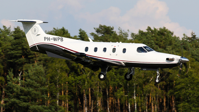 PH-WPB - Pilatus PC-12/47E - Private
