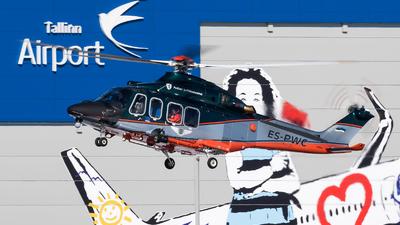 ES-PWC - Agusta-Westland AW-139 - Estonia - Border Guard