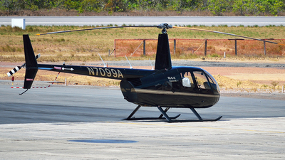 N7099A - Robinson R44 Clipper II - Private