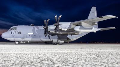 165738 - Lockheed Martin KC-130J Hercules - United States - US Marine Corps (USMC)