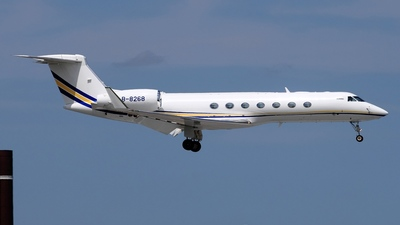 B-8268 - Gulfstream G550 - Private
