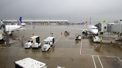 KIND - Airport - Ramp