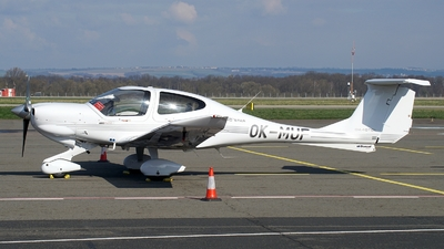 OK-MUF - Diamond DA-40D Diamond Star TDI - Aero Prague