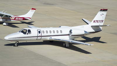 N757TR - Cessna 560 Citation Encore - Private