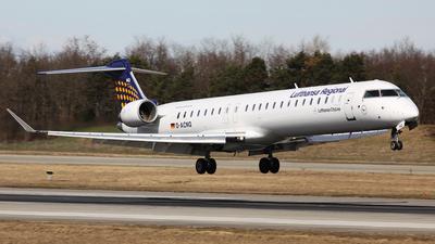 D-ACNQ - Bombardier CRJ-900 - Lufthansa Regional (CityLine)