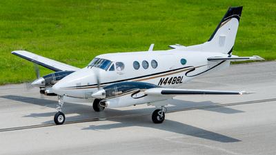 N4488L - Beechcraft C90A King Air - Private
