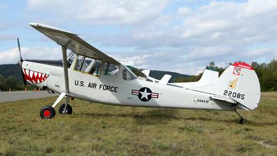 N4443F - Cessna 305A Bird Dog - Private