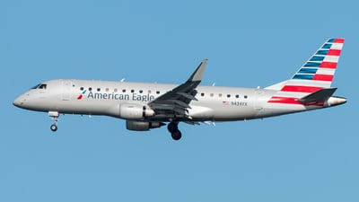 N434YX - Embraer 170-200LR - American Eagle (Republic Airways)