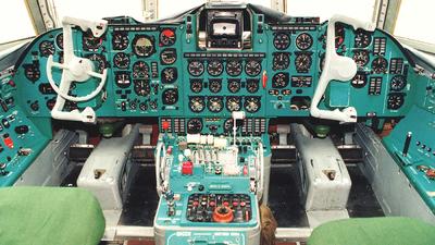 RA-86534 - Ilyushin IL-62M - Aeroflot