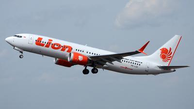 PK-LQI - Boeing 737-8 MAX - Lion Air
