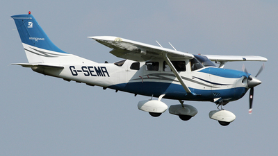 A picture of GSEMR - Cessna T206H Turbo Stationair - [T20608669] - © Ian Howat