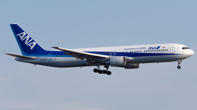 JA8670 - Boeing 767-381 - All Nippon Airways (ANA)