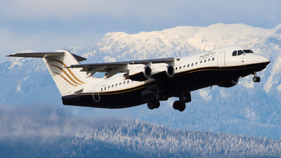 A picture of CFSUA - Avro RJ100 - North Caribou Flying Service - © Luft Spotter