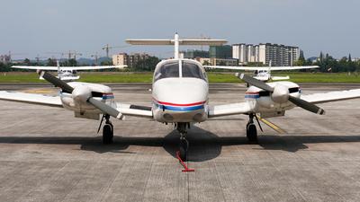 B-3675 - Piper PA-44-180 Seminole - Civil Aviation Flight University of China
