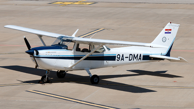 9A-DMA - Reims-Cessna F172N Skyhawk - Private