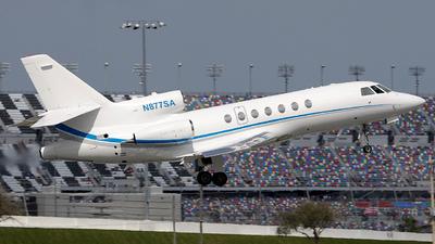 N877SA - Dassault Falcon 50 - Private