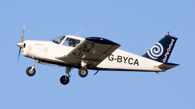 G-BYCA - Piper PA-28-140 Cherokee D - Go Fly Oxford