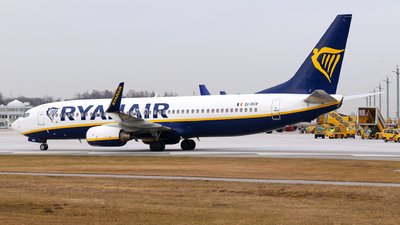 A picture of EIDCR - Boeing 7378AS - Ryanair - © Lorenz Kafenda