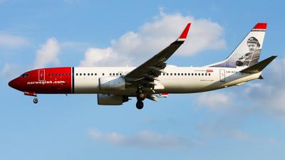 LN-DYA - Boeing 737-8JP - Norwegian