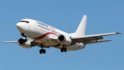 YR-CBK - Boeing 737-382 - Cobrex Trans