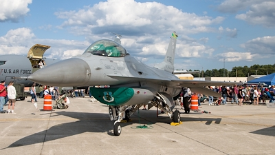 87-0322 - General Dynamics F-16C Fighting Falcon - United States - US Air Force (USAF)