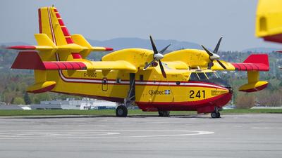 C-GQBC - Canadair CL-415 - Canada - Quebec Service Aerien Gouvernemental