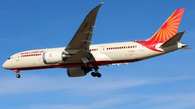 VT-ANR - Boeing 787-8 Dreamliner - Air India